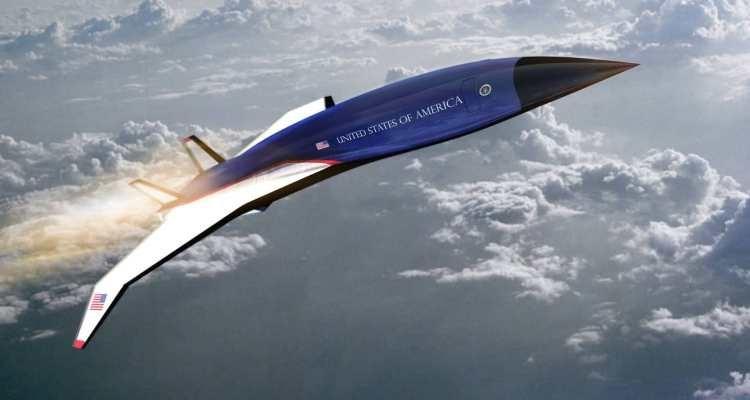 L'US Air Force in corsa per il volo passeggeri supersonico a Mach 5