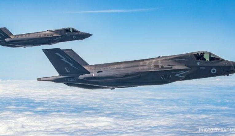 F-35, il Regno Unito sta valutando una sforbiciata (causa Tempest)