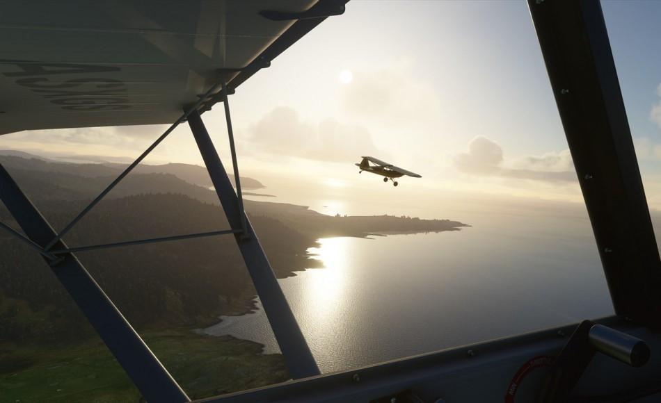 Videogame o qualcosa di più? Ecco l'ultimo simulatore di volo di Microsoft.