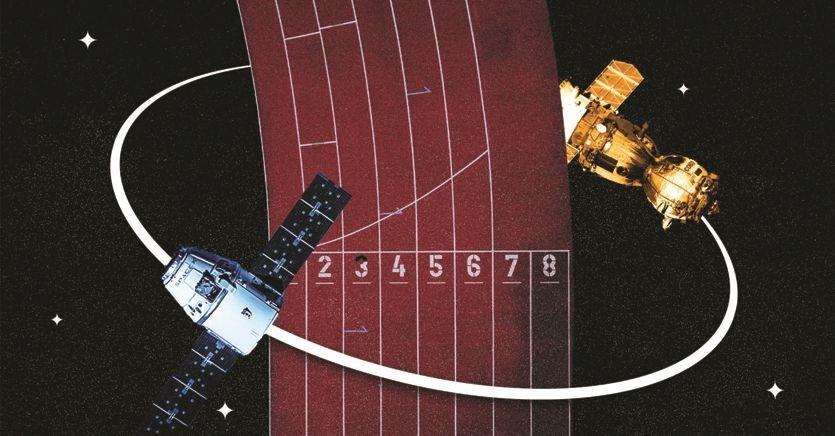 Battaglia spaziale Bezos-Musk: Amazon lancerà 3mila satelliti per diffondere il super internet
