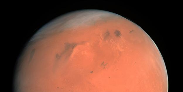Marte, sotto i ghiacci del Polo Sud una rete di laghi salati