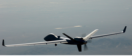 Primo volo per il nuovo UAV britannico PROTECTOR