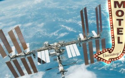 Space Hero: un reality show che mette in palio 10 giorni sulla ISS