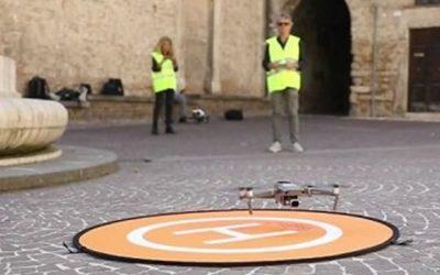 Leonardo premia online i migliori sviluppatori di droni