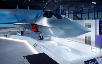 Team tempest: rivelate le ultime tecnologie per il combat air system di prossima generazione