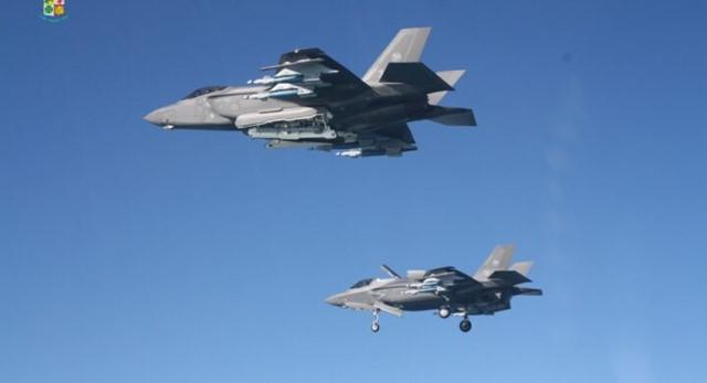 """F-35 in """"beast mode"""". Il nuovo primato dell'Aeronautica italiana"""