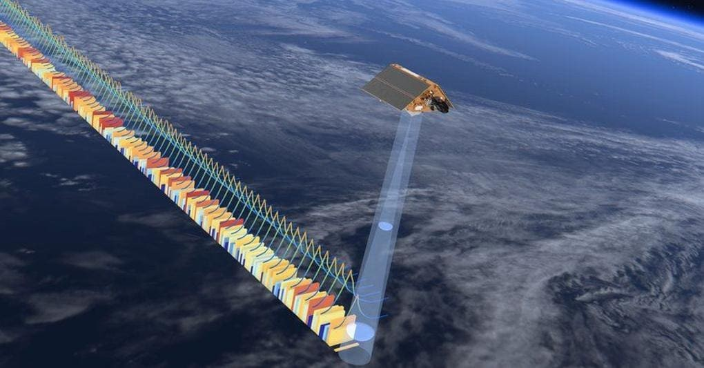 Con Sentinel 6 misurazioni di precisione dallo spazio per il climate change
