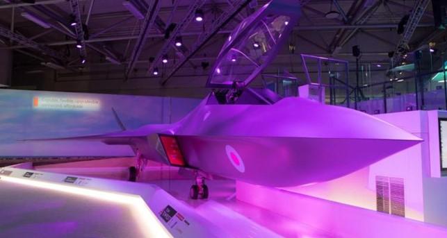 Svelati alcuni segreti del futuro e rivoluzionario radar del caccia di sesta generazione Tempest