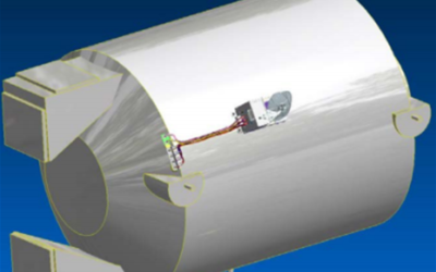 """E' di Kaiser Italia l'antenna Colka per la banda larga sulla ISS, rientra in un progetto a cui Kayser Italia ha partecipato come """"prime contractor"""""""