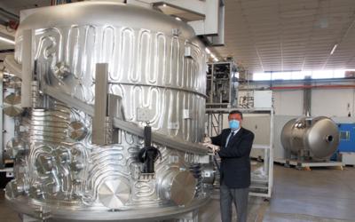 Angelantoni Test Technologies brevetta R472A un nuovo  gas refrigerante per temperature sino a -70°C.