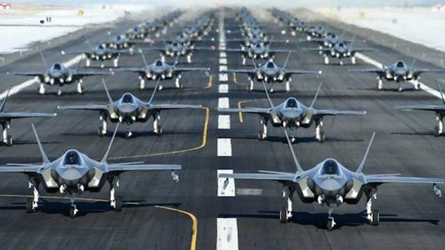 F-35: FALSO ALLARME SUI TAGLI