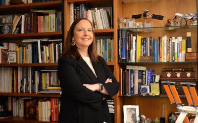 Il presidente del Cluster Tecnologico Nazionale Aerospazio Cristina Leone