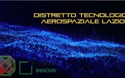 Le attività del Distretto Aerospaziale del Lazio illustrate dal Presidente Nicola Tasco