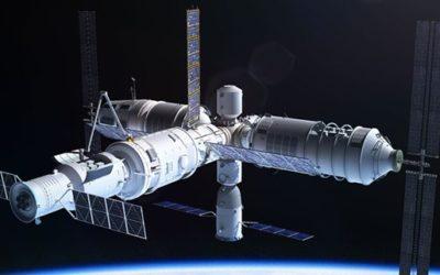 Tabella di marcia per la nuova stazione spaziale cinese