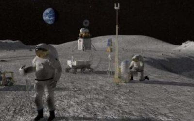 Sulla Luna guideremo veicoli Stellantis