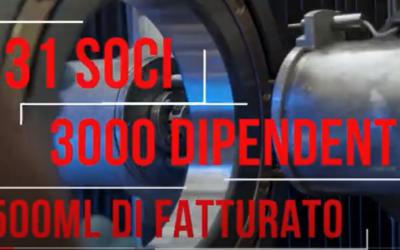 Le attività del Distretto Aerospaziale dell'Umbria illustrate dal Presidente Daniele Tonti