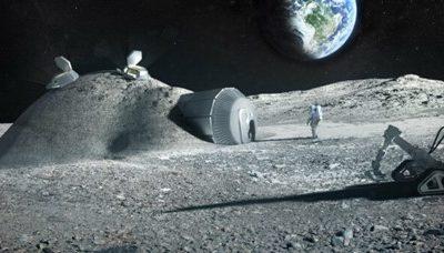 L'Ingegneria delle Costruzioni Lunari:  composti geopolimerici e stampa 3D