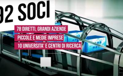 Le attività del Distretto Aerospaziale della Campania illustrate dal Presidente Luigi Carrino