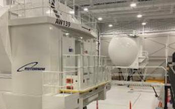 Leonardo rinforza la strategia dei servizi al cliente con l'inaugurazione della Training Academy per elicotteri negli Stati Uniti