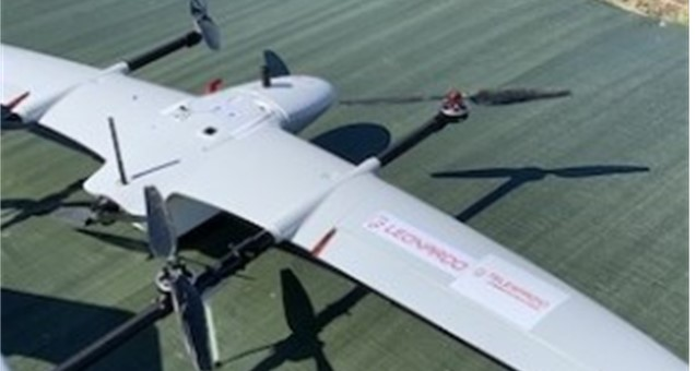 Consegna di materiale biomedicale con droni, Leonardo conclude la seconda fase