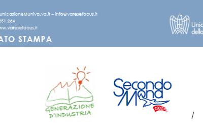 L'azienda aeronautica di Somma Lombardo protagonista di una tappa importante del Progetto dell'Unione Industriali varesina che punta a riportare la cultura d'impresa nelle scuole