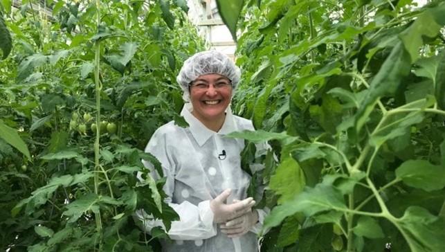 Giorgia Pontetti, l'ingegnere aerospaziale che sogna di coltivare sulla Luna
