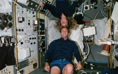 I rischi del sesso spaziale