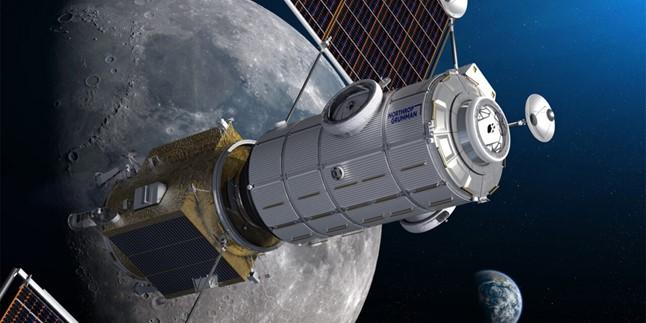 Primi mattoni e nuovi piani per il porto lunare