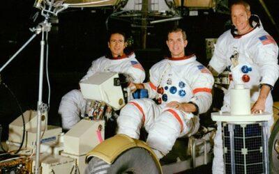 Apollo 15 porterà una macchina sulla Luna