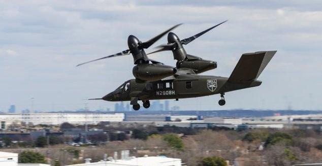 FLRAA: Bell completa i test del dimostratore del convertiplano V-280 Valor