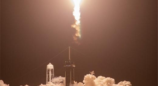 Esperimenti d'avanguardia in arrivo sulla ISS