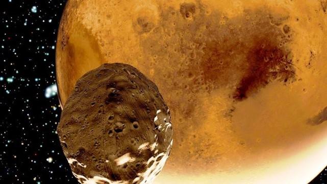 Vita marziana? Tracce potrebbero trovarsi su una delle lune secondo studio rivoluzionario