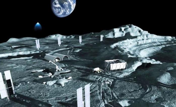 Robot autonomi per estrarre risorse sulla Luna, NASA finanzia primo progetto