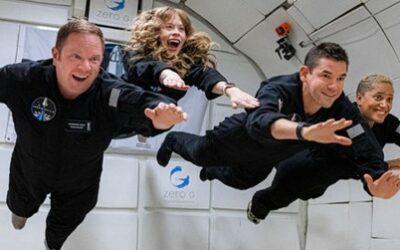 Partito lo SpaceX con i quattro avventurieri dello spazio