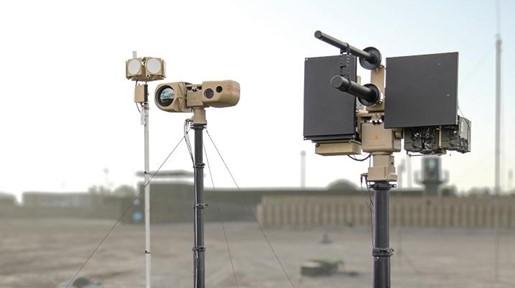 La tecnologia anti-drone di Leonardo nella cooperazione anglo-americana