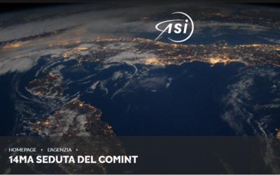 Il primo COMINT presieduto dal Ministro Colao: utilizzo delle risorse disponibili e pianificazione delle attività dell'Asi procedono lungo gli asset già definiti